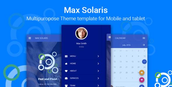 Max Solaris
