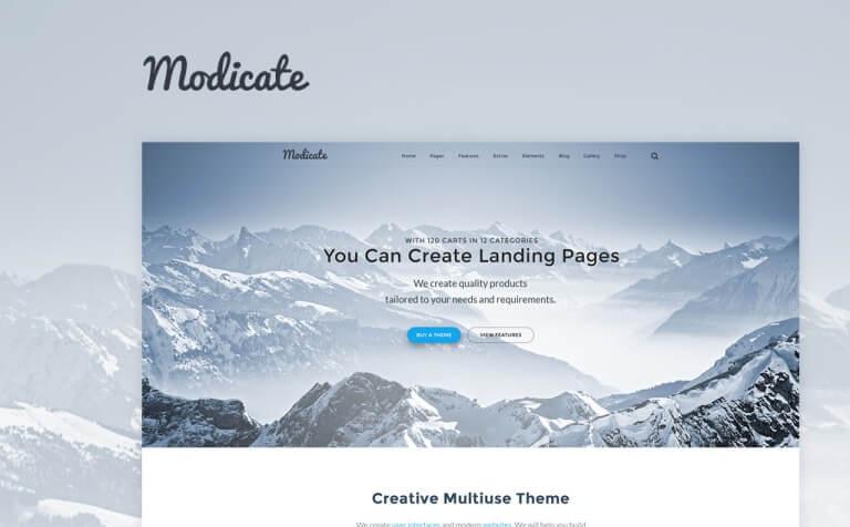 Modicate