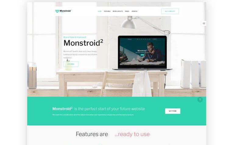 Monstroid2 Light