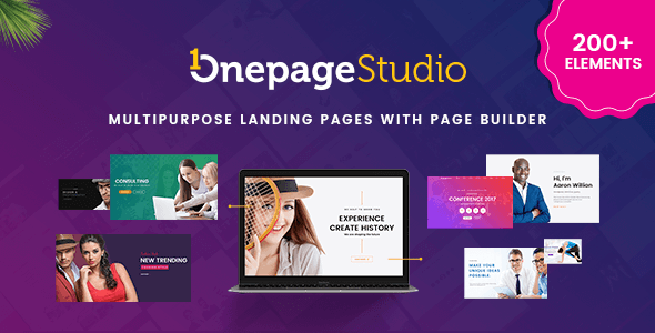 Onepage Studio