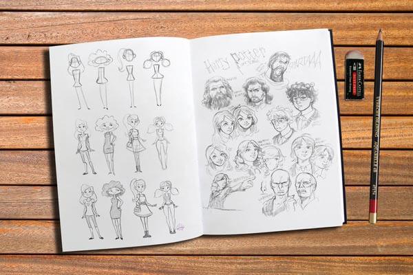 Painting Sketchbook