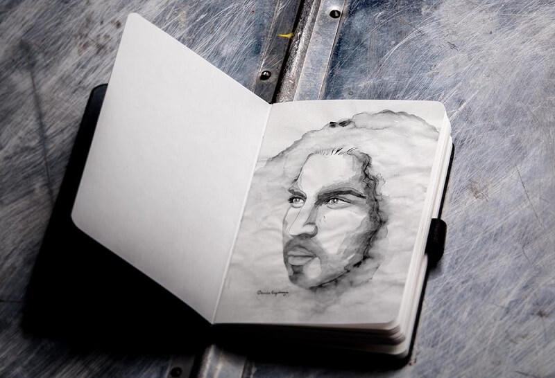 Photorealistic Sketchbook