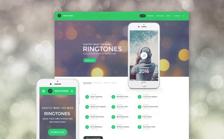 Ringtones Portal