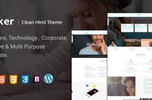Technology HTML Website Templates