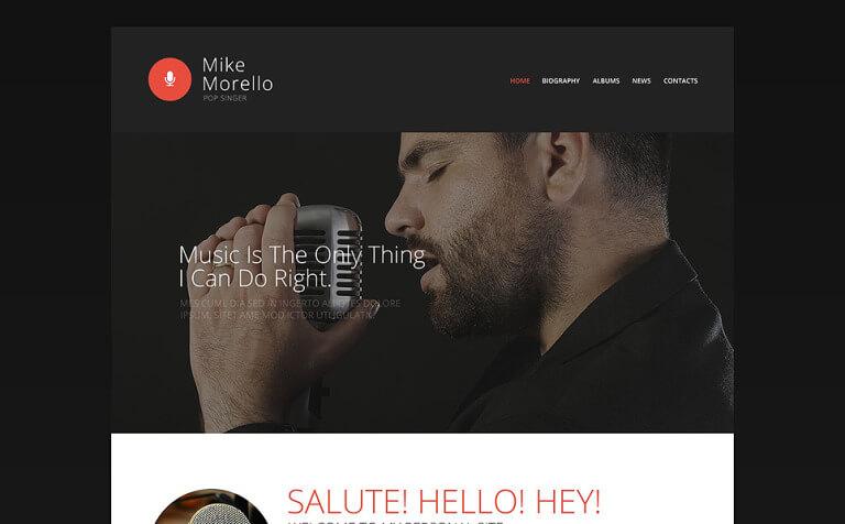 Singer's Portfolio