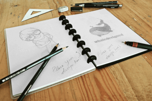 17 Best Free Sketchbook Mockups
