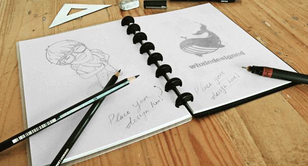17 Best Free Sketchbook Mockups