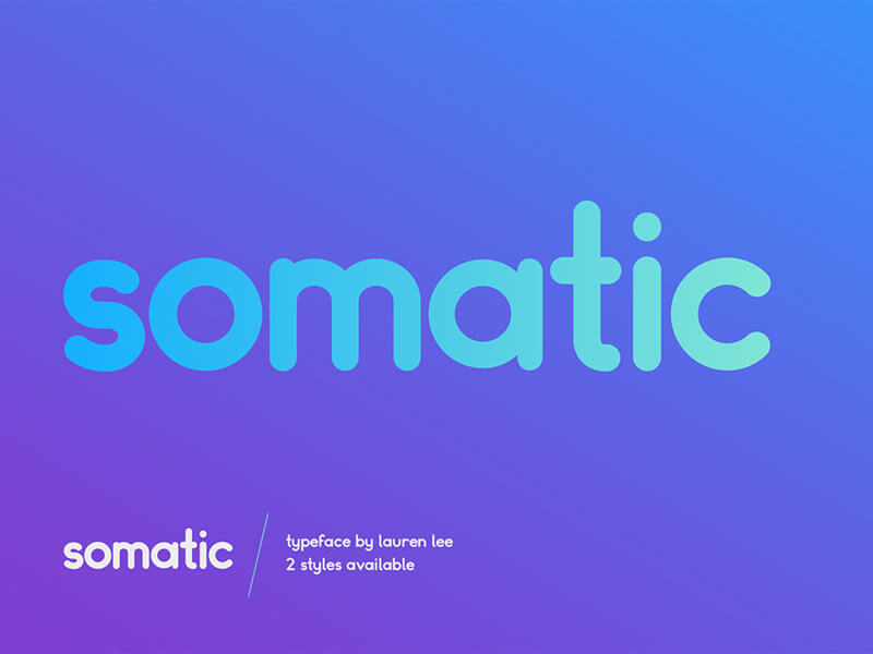 Somatic Rounded