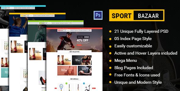 Sports Bazaar