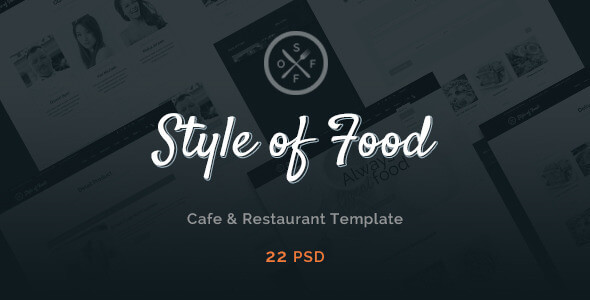Style of Food