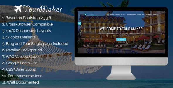 Tour Maker