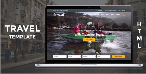 Travel HTML