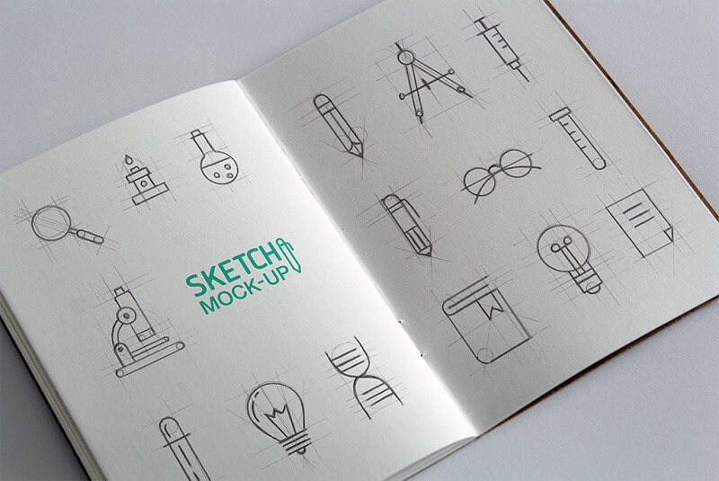 Two Sketchbook