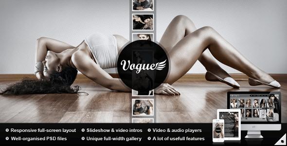 Vogue PSD