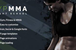 Gym HTML Website Templates