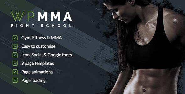 WP MMA