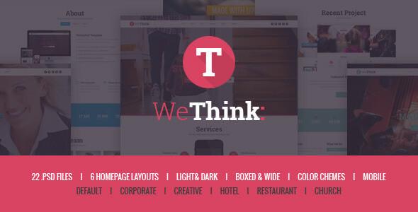 We Think
