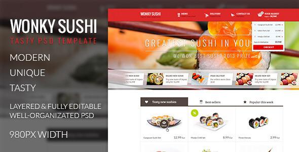 Wonky Sushi