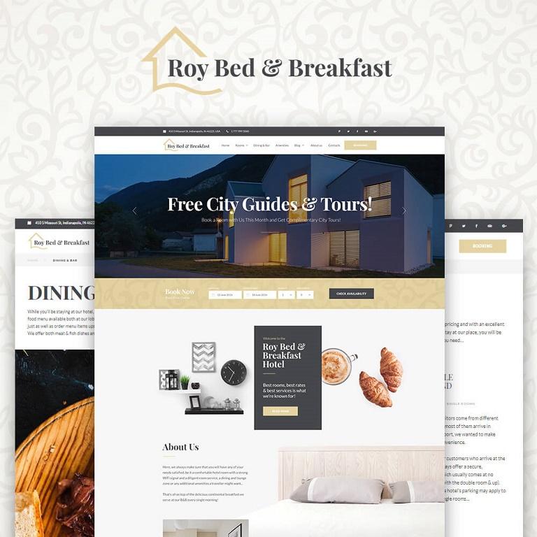 Roy Bed & Breakfast