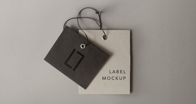 2 Label Tags