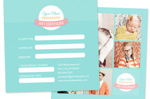 Free Fancy Gift Certificate Templates