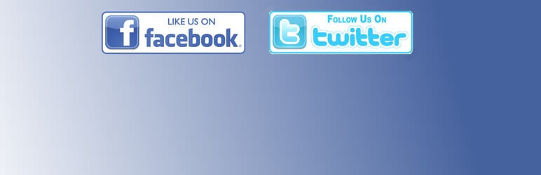 Advanced Facebook Twitter Widget And Shortcode