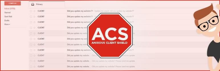 Anxious Client Shield