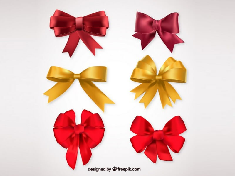 Bows for Present