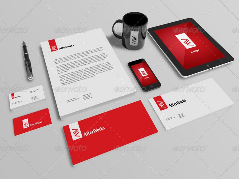 Brand Stationery