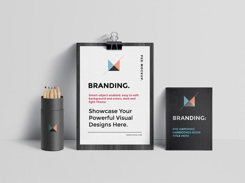 Branding Scene Mockup