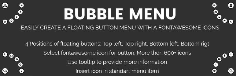 Bubble Menu