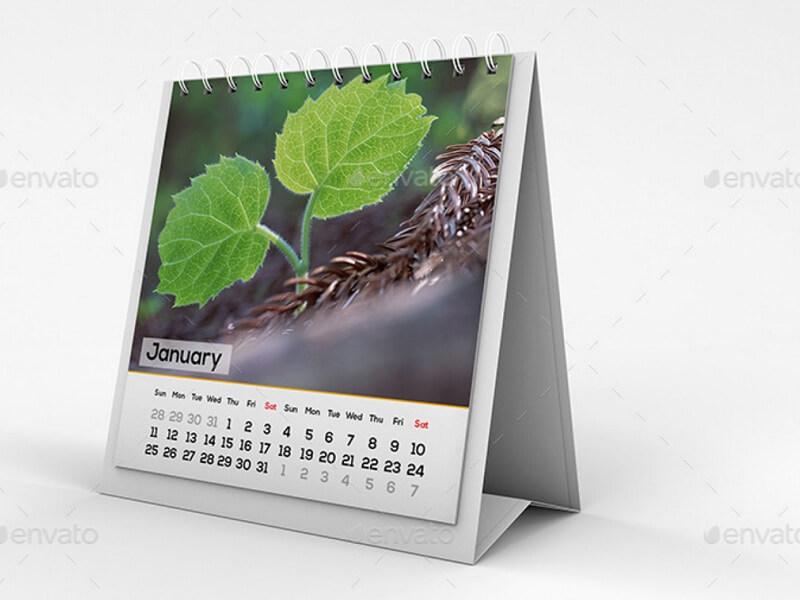 Calendar Desk