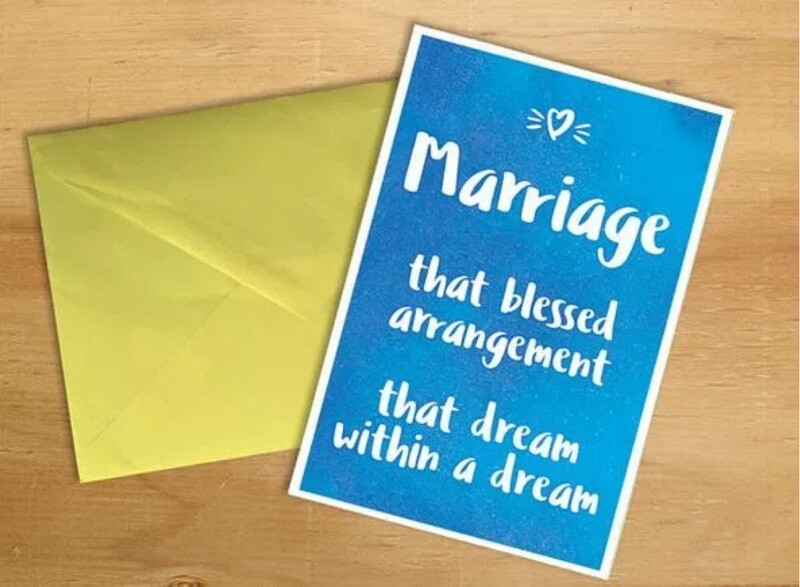 Clean Greeting Card