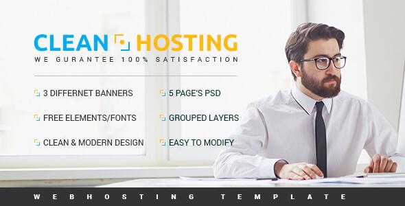 Clean Hosting