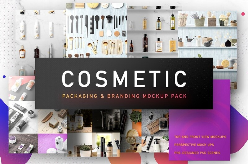 Cosmetic Packaging Branding