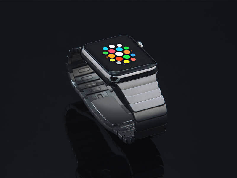 Dark Apple Watch