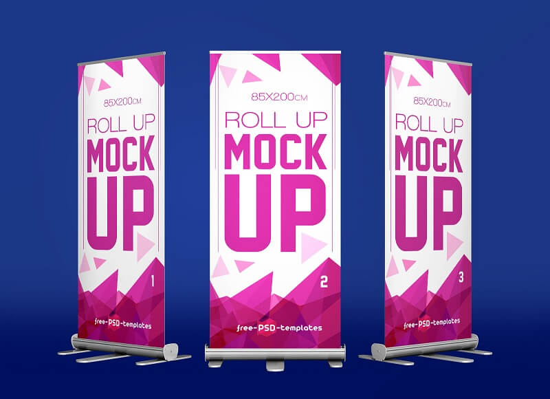 Exhibition Roll-up Standing
