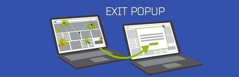 Exit Popup