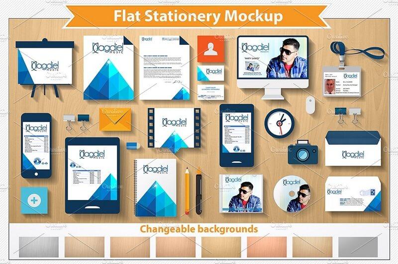 Flat Stationery
