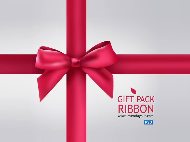 Gift Pack Ribbon