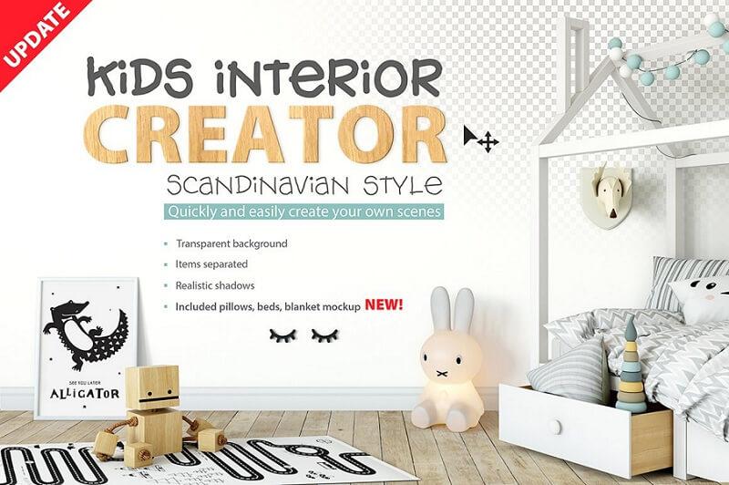 KIDS interior creator