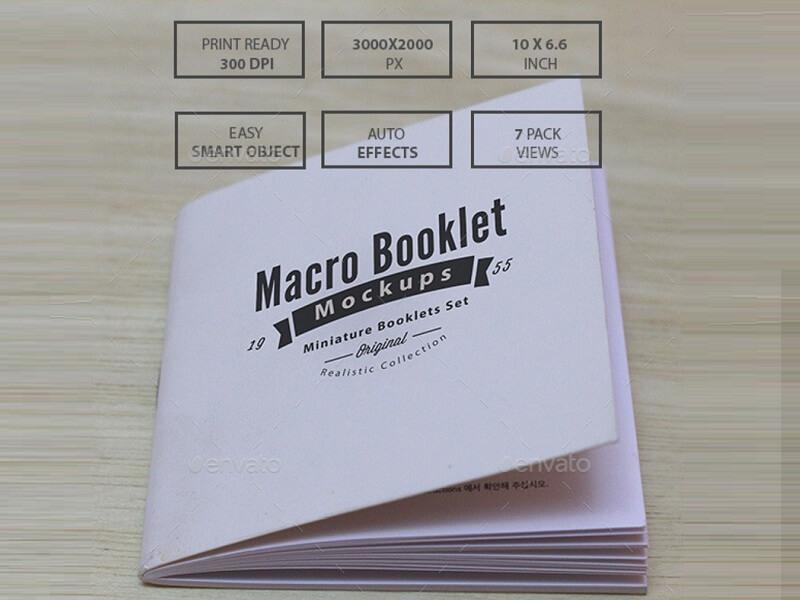 Macro Booklet