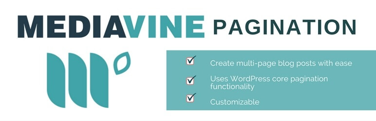 Mediavine Pagination