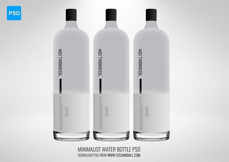 Minimalist Water
