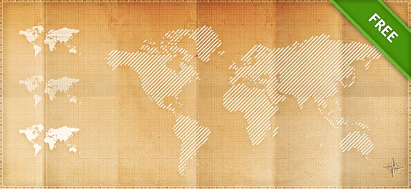 Pixel World Maps