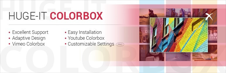 Popup Colorbox