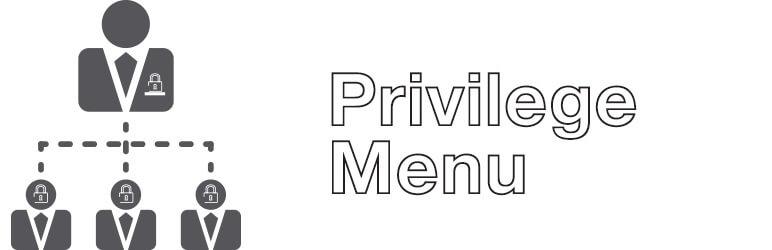 Privilege Menu