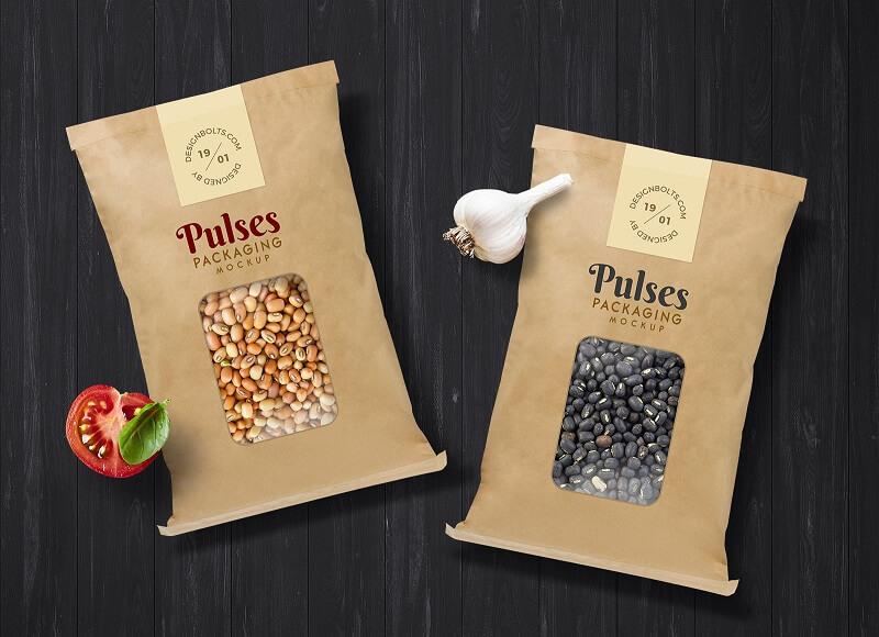 Pulses Kraft Paper