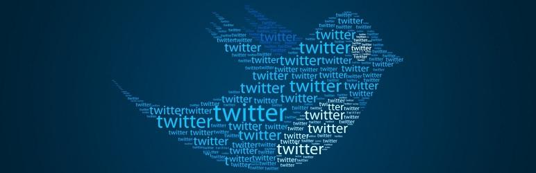 QR Twitter Widget