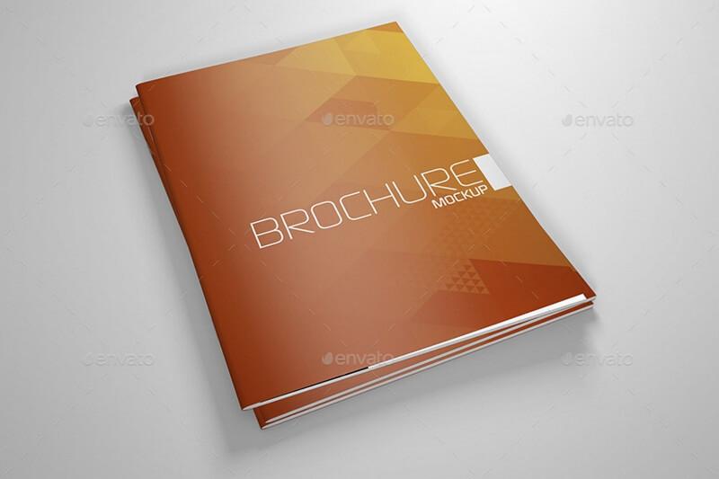 Realistic Brochure